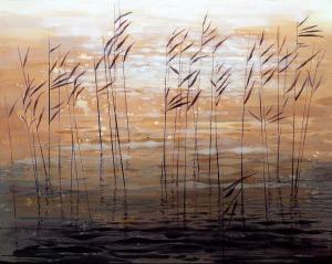 Marta  Bilecka, Waterland - Water surface, 2016
