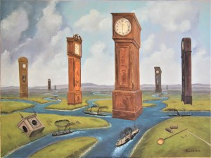 Adam Swoboda,Odnogi czasu,2021