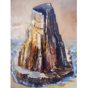 Dariusz Syrkowski ,Wieża Babel,2021