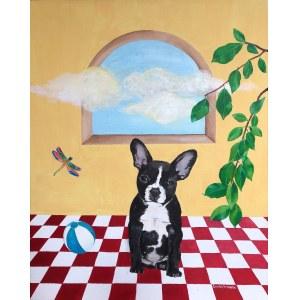 Emilia Formella,Pies,piłka i ważka