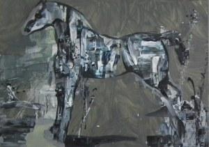 Edyta Hul,Koń,2015
