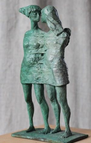 Magdalena Karłowicz (ur.1978 r. ), Nigdy nie będziesz szła sama, 2021