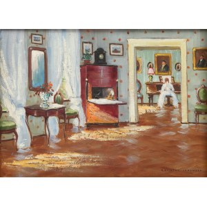 Bronisława Rychter-Janowska (1868 Kraków - 1953 tamże), Salonik