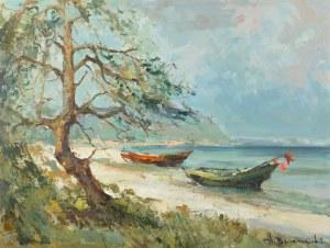Henryk Baranowski (1932 Starogard Gdański - 2005 Gdynia), Gdynia Orłowo