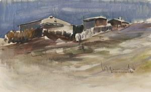 Henryk Baranowski (1932 Starogard Gdański - 2005 Gdynia), Grabówek