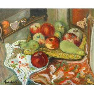 Isaac Antcher (1899 Perececina - 1992 Paryż), Martwa natura z owocami
