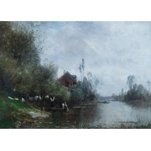 Jules Charles Rozier (1821-1882), Praczki