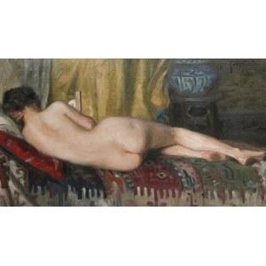 Tony Binder (1868 Wiedeń – 1944 Nördlingen), Akt kobiecy