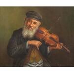 Konstanty Szewczenko (1910 Warszawa-1991 tamże), Żydowski skrzypek