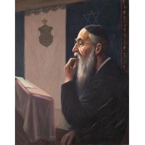 Konstanty Szewczenko (1910 Warszawa-1991 tamże), Rabin