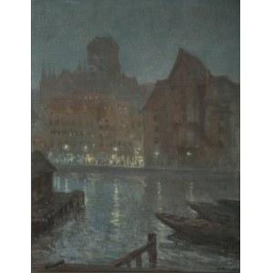 Konstanty Mackiewicz (1894 Małoryta/k.Brześcia - 1985 Łódź), Gdańsk