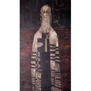 Maciej Lachur (1927 Zagórze – 2007 Otwock), Rabin
