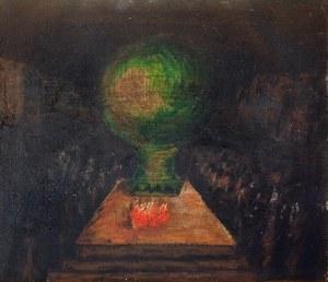 Andrzej Strumiłło (1927 Wilno -2020 Suwałki), Wielka pieczęć, ok. 1963 r.