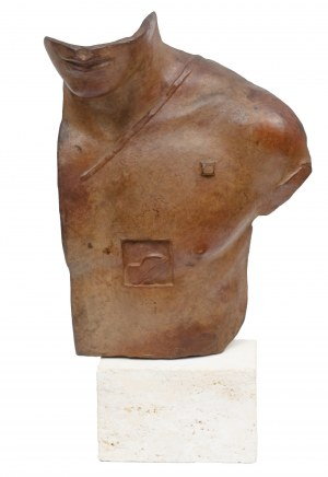 Igor Mitoraj (1944 Oederan - 2014 Paryż), Asklepios