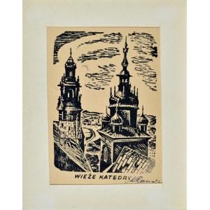 Stanisław RACZYŃSKI (1903 - 1990), Wieże katedry