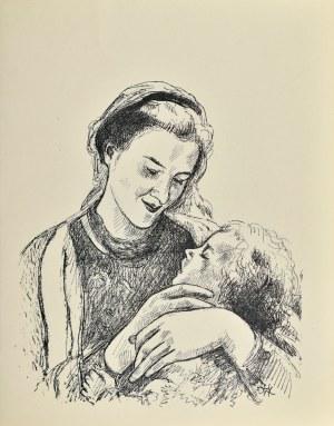 Wlastimil HOFMAN (1881-1970), Madonna Gaudiosa