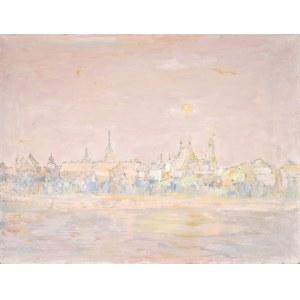 Henryk KRYCH (1905 – 1980), Panorama Warszawy