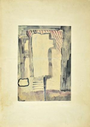 Krystyna PELLETIER (1914-2007), Bez tytułu, 1960