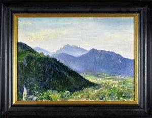 ANERI Irena Weissowa (1888-1981), Pejzaż górski