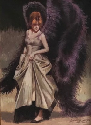 Joanna Sierko-Filipowska, 30 x 40 cm.