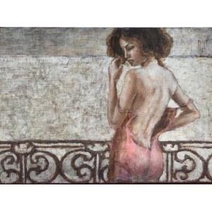 Monika Krzakiewicz, 40 x 50 cm.