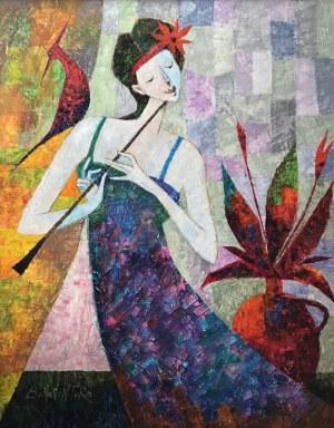 Jan Bonawentura Ostrowski, 100 x 80 cm.