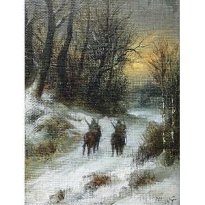 Artysta nieokreślony (XX w.), Patrol