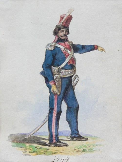 Oficer Insurekcji Kościuszkowskiej 1794 r.