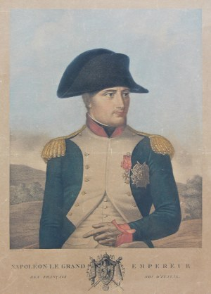 Portret Napoleona, ok. 1805 r.