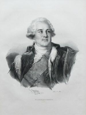 Henri Grevedon (1776-1860), Popiersie Stanisława Augusta Poniatowskiego
