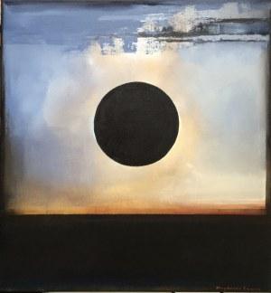 Magdalena Daniec, Wschód czarnego słońca, 2020