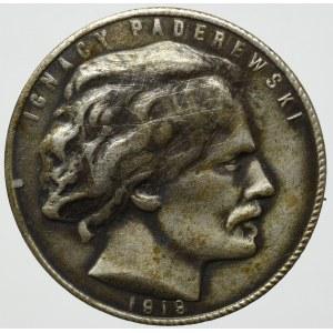 Polska, Wpinka Ignacy Jan Paderewski