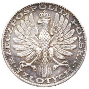 II Republic of Poland, 5 zloty 1928 - Amrogowicz
