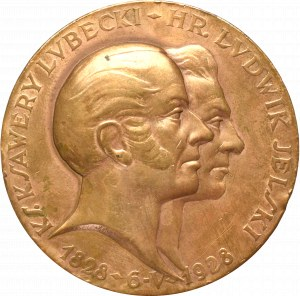 II Republic of Poland, Medal 100 years of National Bank 1829-1929