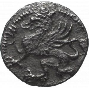 Pomorze, Jan Fryderyk, Szerf 1581, Szczecin
