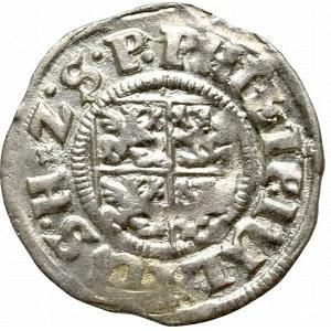 Pommern, Philip Julius, Groschen 1610, Franzburg