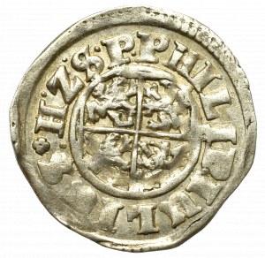 Pommern, Philip Julius, Groschen 1613, Franzburg