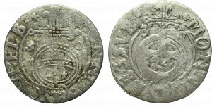Swedish occupation of Elbing, Gustav Adolph, Lot of 1,5 groschen 1630 and 1633