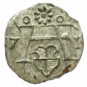 Germany, Preussen, Albrecht Friedrich, Denarius 1551, Konigsberg