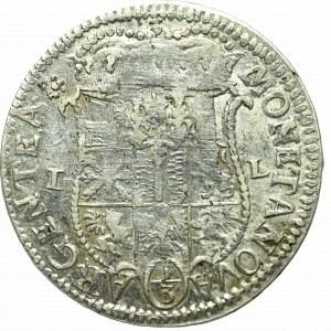 Niemcy, Prusy, Fryderyk Wilhelm, 1/3 talara 1670 - piękna