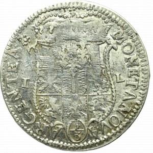 Germany, Preussen, Friedrich Wilhelm, 1/3 thaler 1670