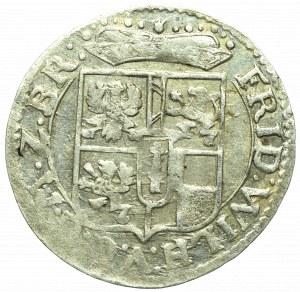 Germany, Preussen, Friedrich Wilhem, Groschen 1670
