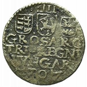 Siedmiogród, Stefan Bocskai, Trojak 1607