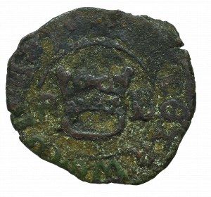 Hungary, Vladislaus III, Denarius without date