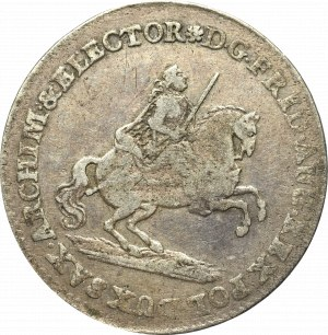 Germany, Saxony, Friedrich August II, 2 groschen 1742