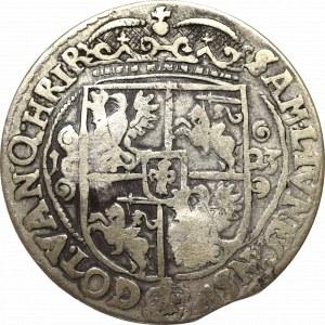 Sigismund III, 18 groschen 1623, Bromberg - PR