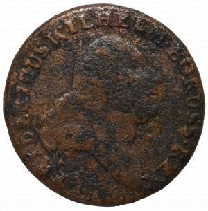 Germany, South Preussen, 3 groschen 1797, Breslau