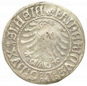 Schlesien, Duchy of Brieg-Leignitz-Wholau, Friedrich II, Groschen without date
