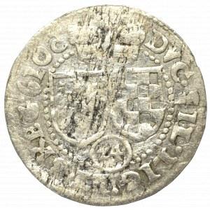 Śląsk, Księstwo legnicko-brzesko-wołowskie, 3 krajcary 1610, Złoty Stok