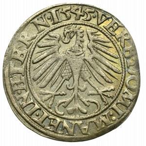 Śląsk, Księstwo Legnicko-Brzesko-Wołowskie, Grosz 1545